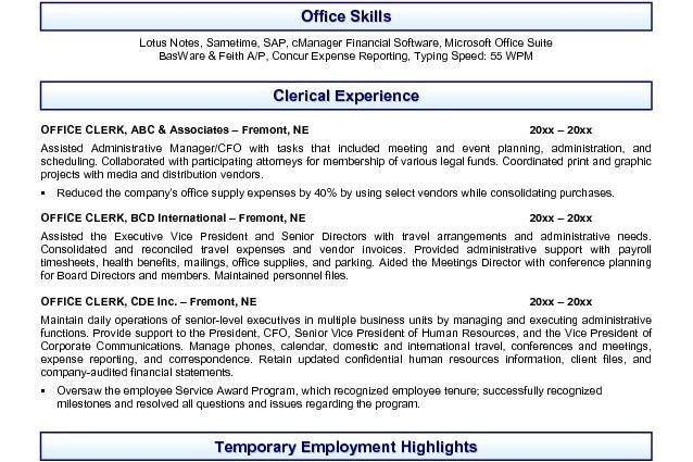 Free Resume Templates Open Office. 81 Amazing Free Resume Formats ...