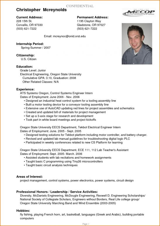 sample student resumes sample resume for graphic artist addiction ...