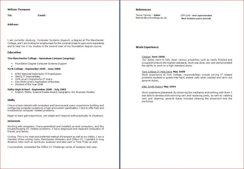 cv resume definition. how. how to do a cover letter for resume 14 ...