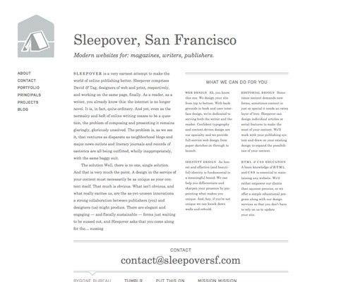 Principles Of Minimalist Web Design, With Examples – Smashing Magazine