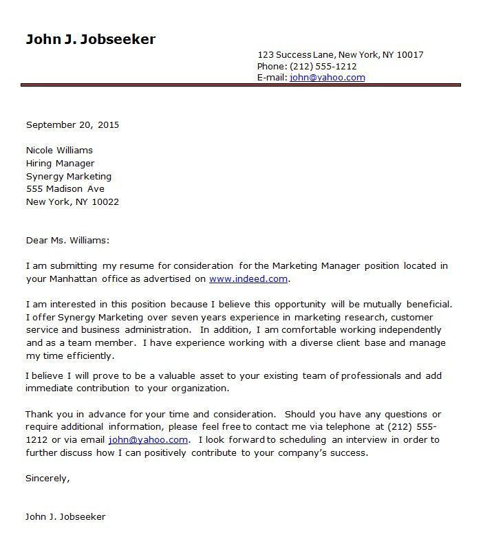 formal covering letter. formal cover letter format resume cv cover ...