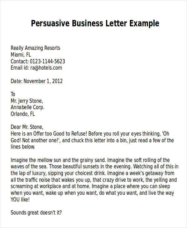 Writing a Sales Letter: Tips & Examples