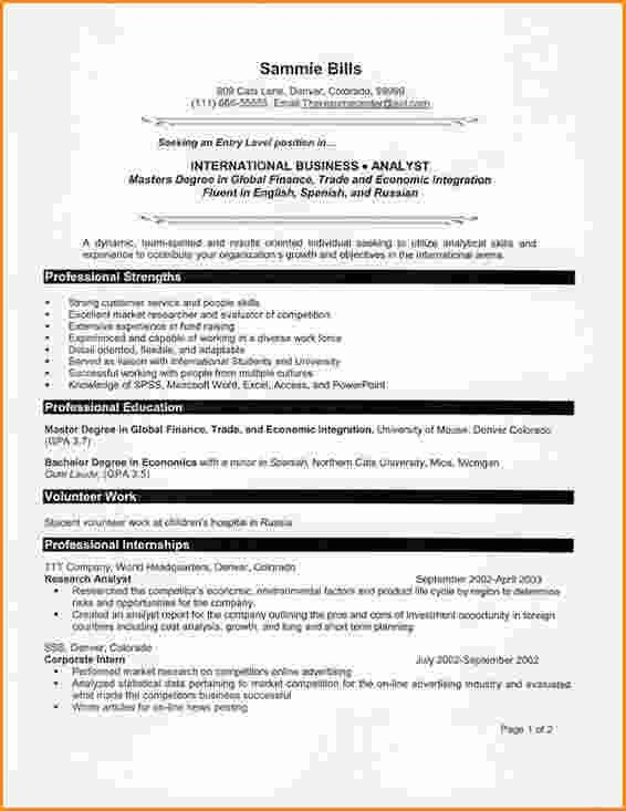8+ graduate student resume samples | Invoice Template Download