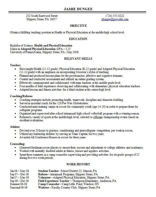 The 25+ best Resume outline ideas on Pinterest | Resume, Resume ...