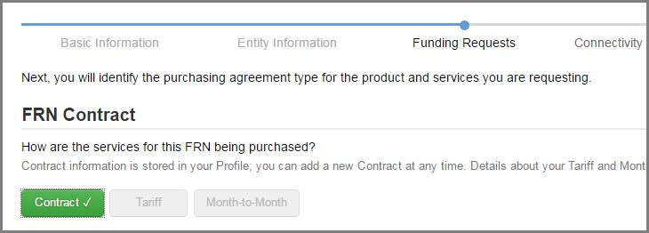 FRN Contract: Associate a Contract | File Along With Me