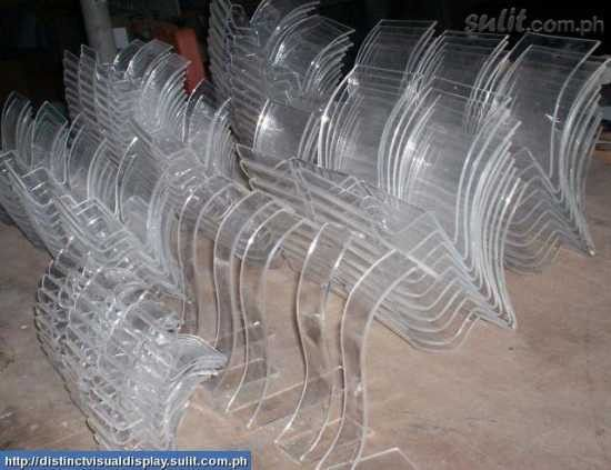 Acrylic Plastic Fabrication Manila (Pasig,). Advertising Services