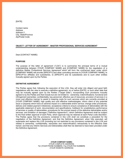 9+ professional service agreement template | Purchase Agreement Group