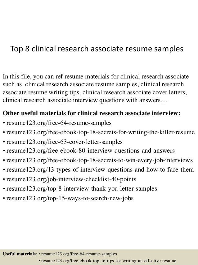 top-8-clinical-research-associate-resume-samples-1-638.jpg?cb=1429928681
