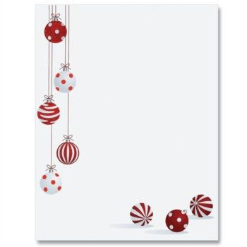 Crimson Delight Specialty PaperFrames™ Border Papers | PaperDirect ...