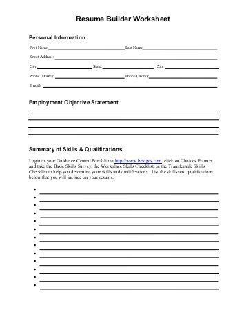 Cornell Resume Builder [Template.billybullock.us ]