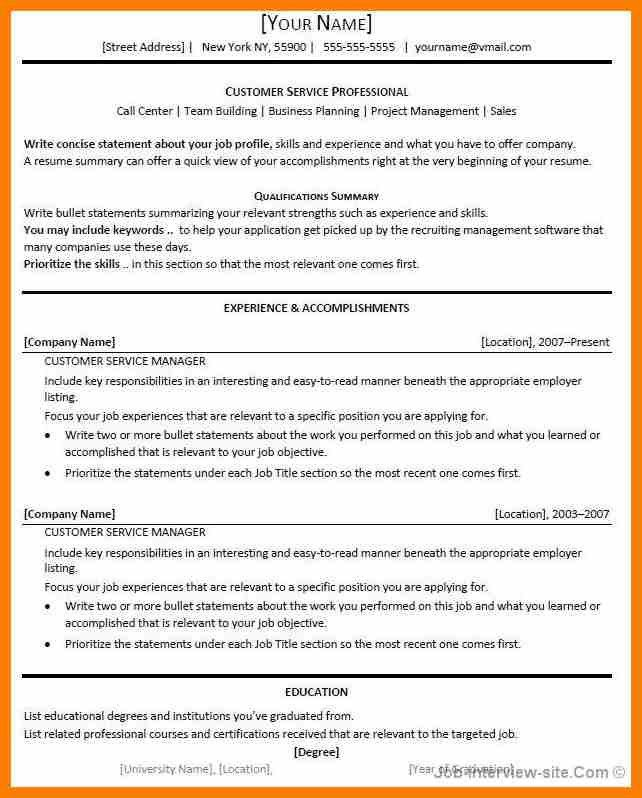 Catchy Resume Titles - cv01.billybullock.us