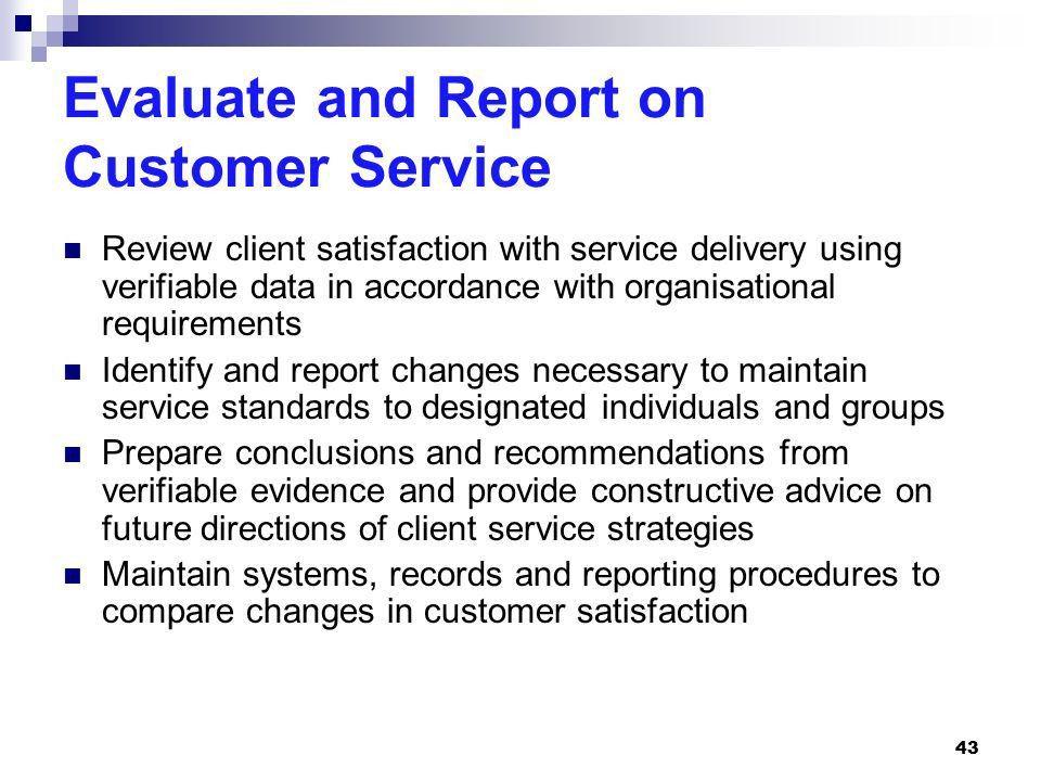 Customer Service BSBCUS401A - ppt video online download