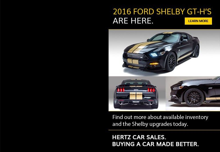 Buy Affordable Used Cars for Sale by Owner- Hertz Car Sales