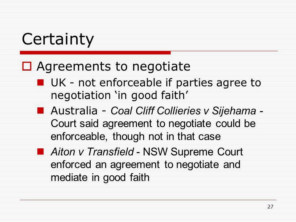 Intention to Create Legal Relations - ppt video online download