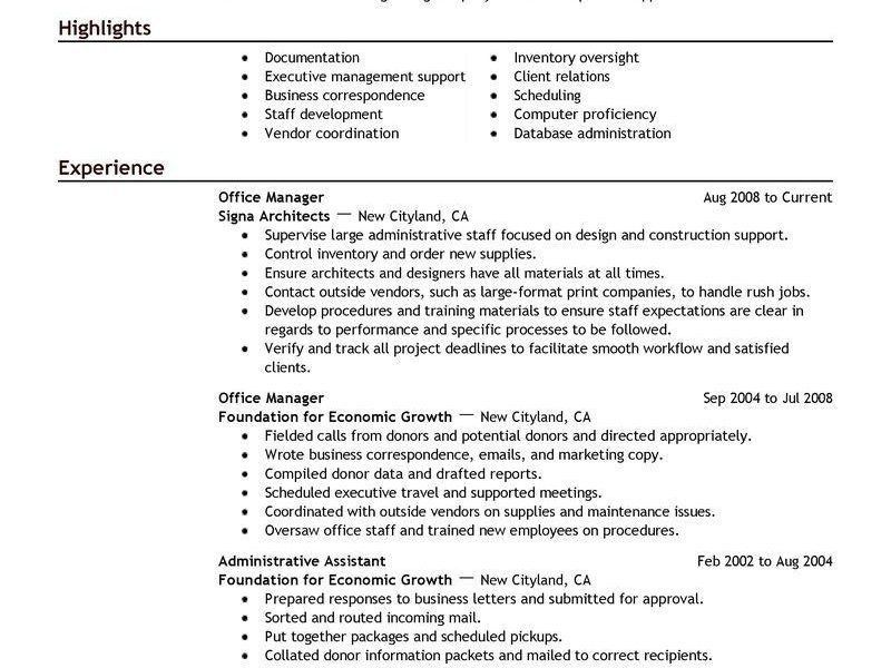 Office Manager Resume. Dental Office Manager Resume Sample Dental ...