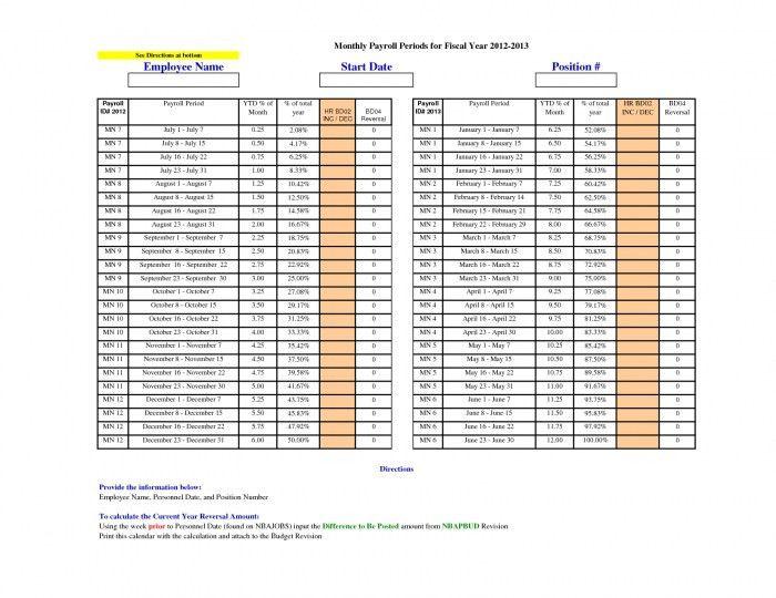 2016 Biweekly Payroll Calendar Template Free * Calendar Printable ...