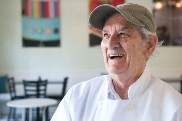 Meet Valentin Hernandez, the 80-year-old pastry chef