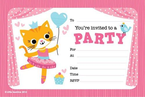 Benefits Of Free Invitation Templates Available Online | Articles ...