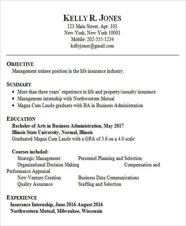 30+ Fresher Resume Templates Download | Free & Premium Templates