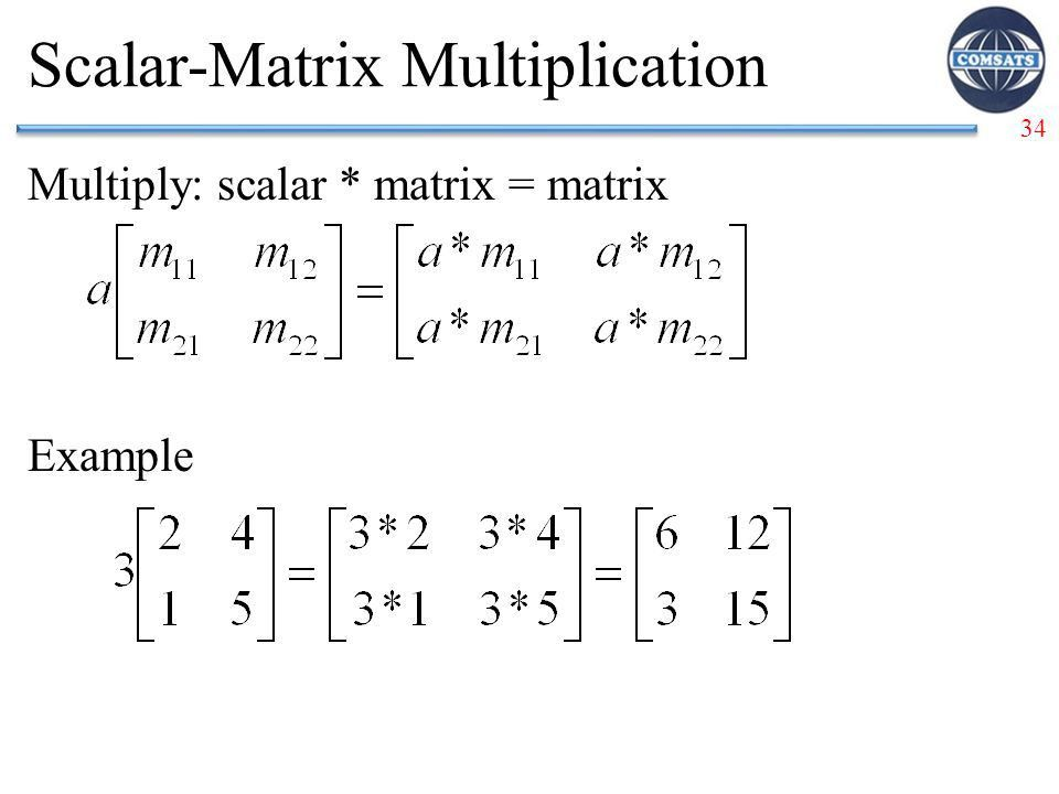 Linear Algebra (Mathematics for CG) Reading: HB Appendix A - ppt ...