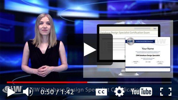 CIW | Database Design Specialist