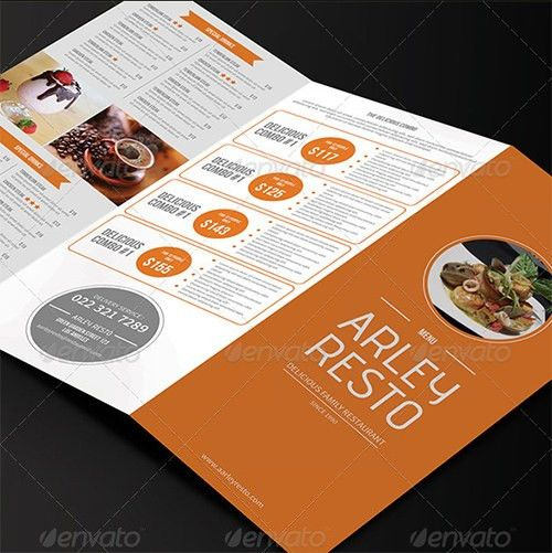 Breakfast Menu Template – 32+ Free Word, PDF, PSD, EPS, InDesign ...