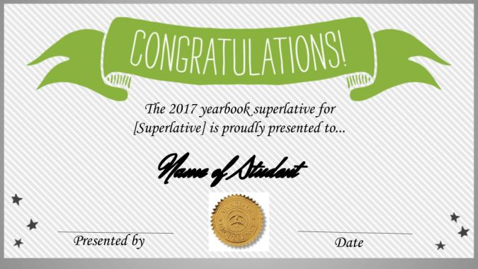 We Made a Free Superlative Certificate Template (And How You Can, Too)
