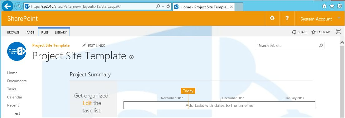 SharePoint Solutions Tips: How to add a title, logo, and ...