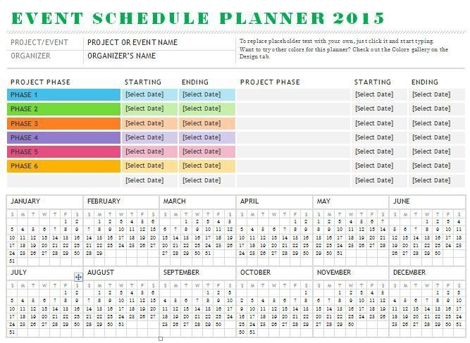 8 conference agenda templates free sample example format – Seminar Schedule Template