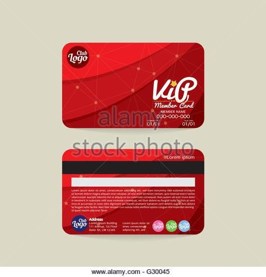 Club Membership Card Stock Photos & Club Membership Card Stock ...