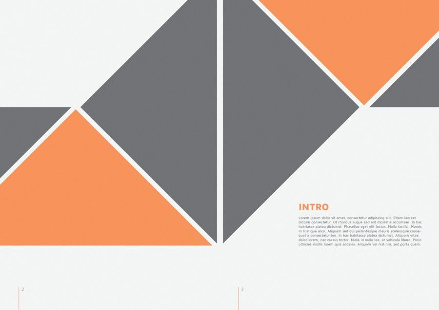 Free 16 Page Case Study / Portfolio Booklet Download (InDesign File)