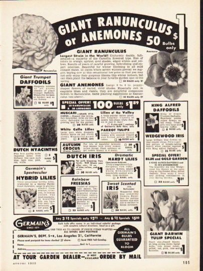 26 best Vintage Yard | Garden | Landscaping Ads images on ...