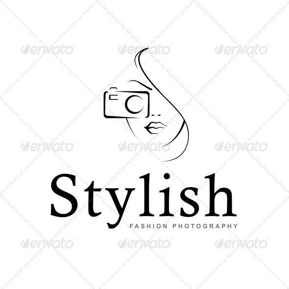 Fashion Phtography | Logo templates, Logos and Fonts