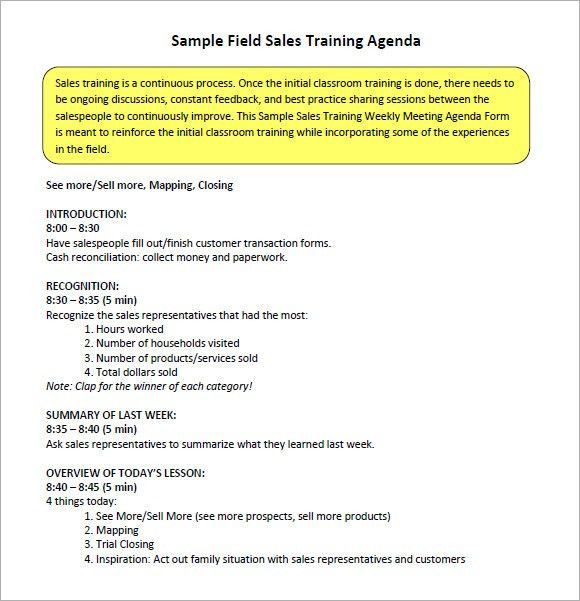 Customer Meeting Agenda Template  LondaBritishcollegeCo