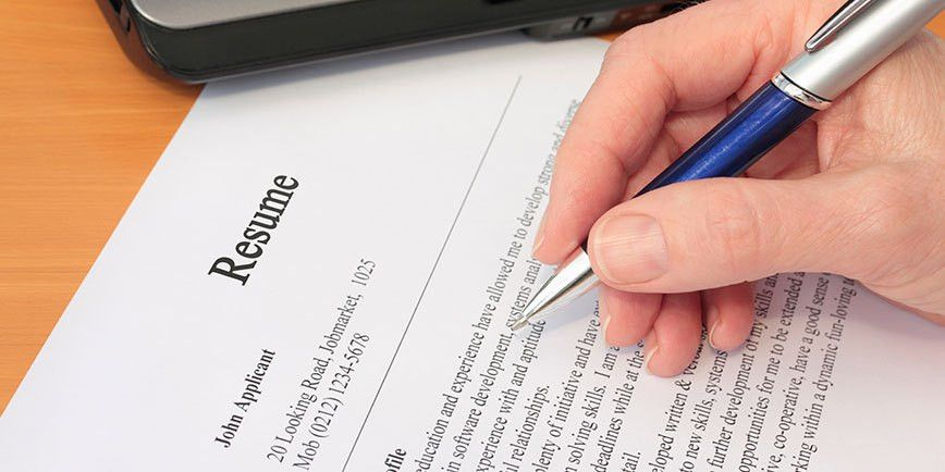 Tips For Preparing Your Resume · Student Edge News