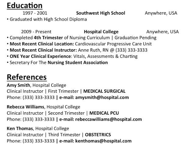 all resumes cna resume with no experience resume no experience ...