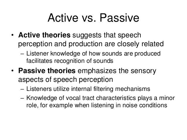 Deep learning for speech processing
