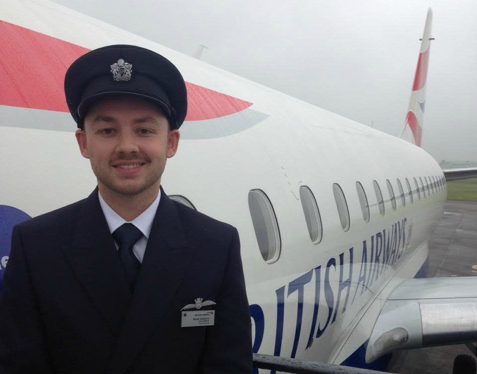 Case study: First Officer Brad Astbury – Pilot Career News