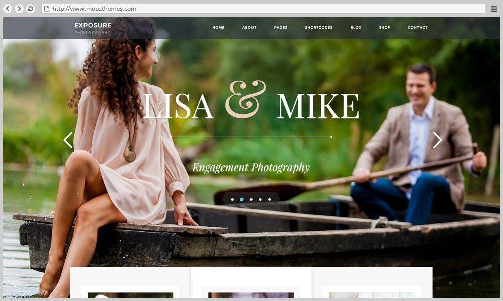 10 Fabulous Free & Premium Photography Themes for WordPress