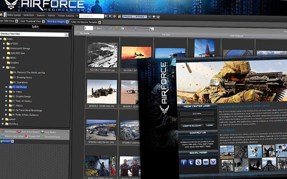 Online Portfolio of Nick Medrano, Multimedia Specialist