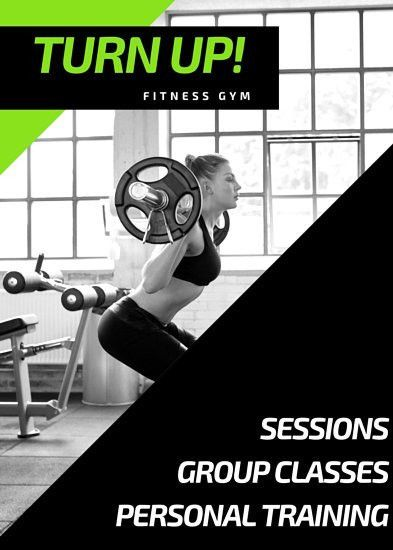 Fitness Flyer Templates - Canva