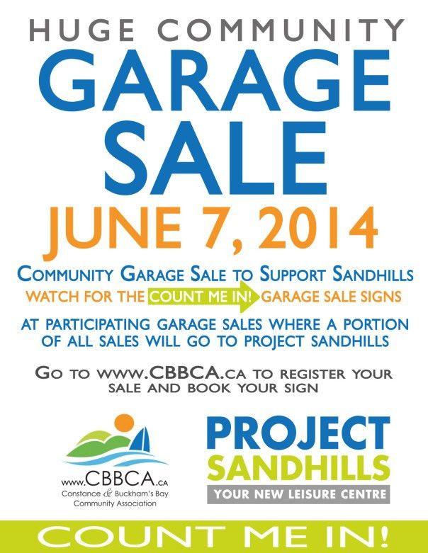 5 Best Images of Community Yard Sale Flyer - Community Garage Sale ...