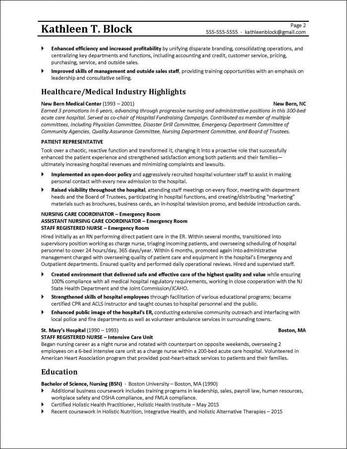 Holistic Nurse Practitioner Sample Resume 32 Best Healthcare Resume