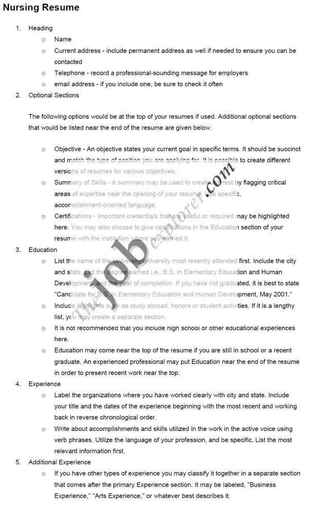 Resume : Examples Of Nursing Student Resumes Veterinary Resume ...