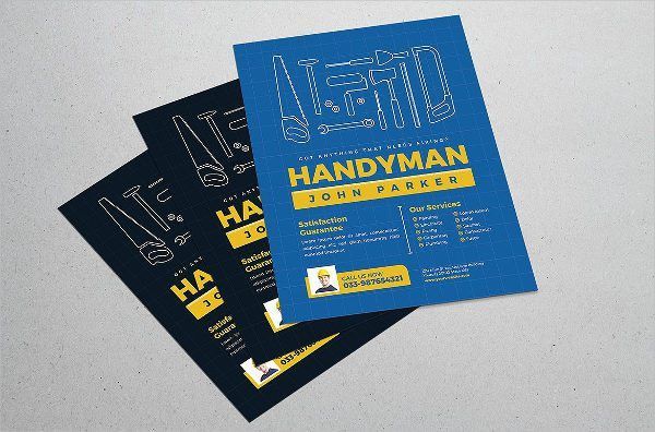 23+ House Repair Flyer Templates - Free & Premium Download
