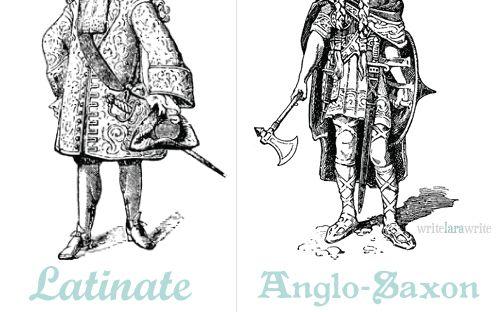 Diction: Latinate versus Anglo-Saxon – Lara Willard