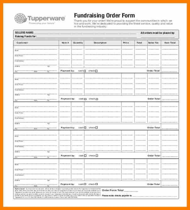 6+ order form templates | resume pictures