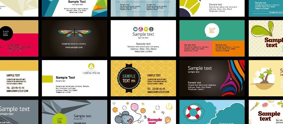 Name Card Printing – High Quality Business Card Printing Services ...