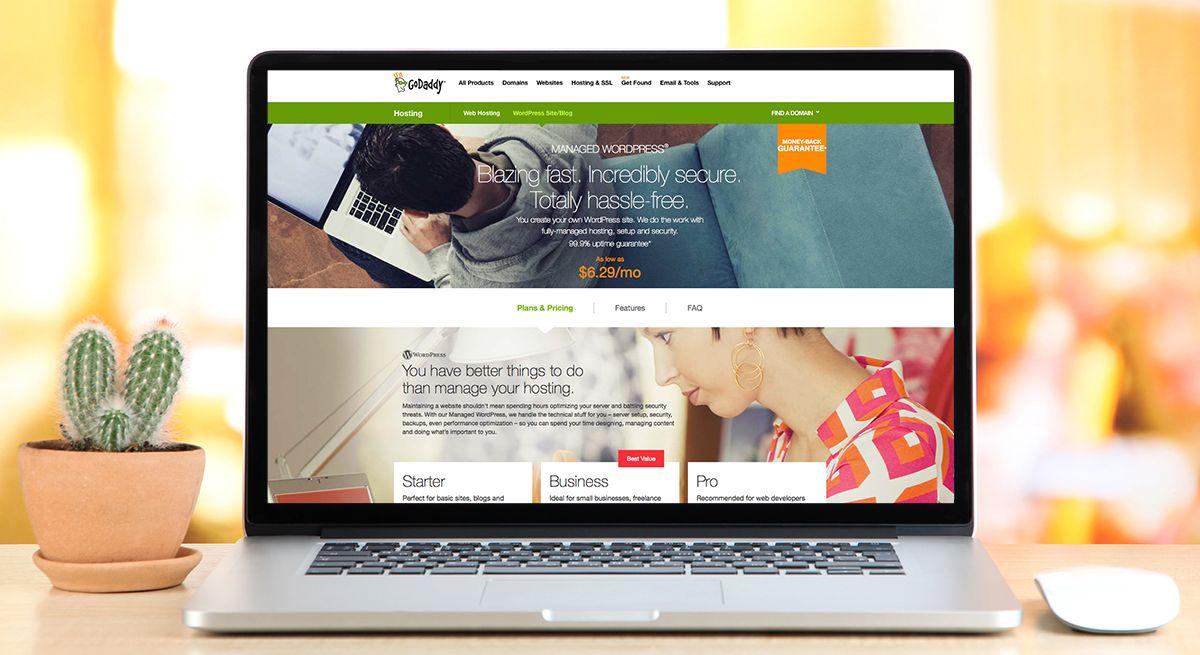 GoDaddy Managed WordPress Hosting Review & Startup Guide - WPExplorer