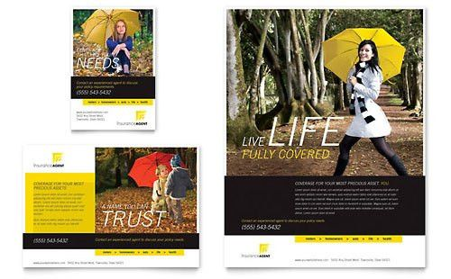 Insurance Flyers | Templates & Designs